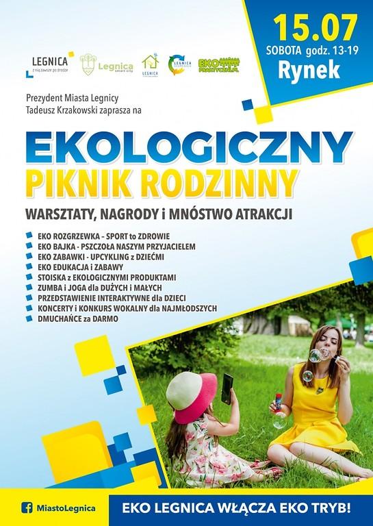 Ekologiczny Piknik W Rynku Legnica Oficjalny Portal Miasta