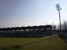 Zakończono Budowę Oświetlenia Stadionu Orła Białego